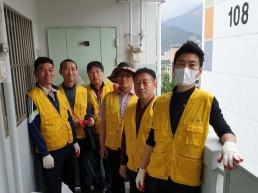 다은봉사회, 주거환경개선 봉사활동 나눔 실천/양산시 삼성동 돌봄이웃에 5년간 꾸준한 봉사활동