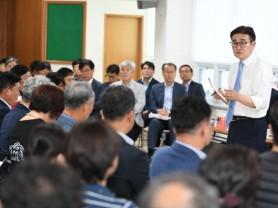 양산시 '생활SOC 복합화' 4개 사업 포함/총 9개 사업 선정으로 국비 183억원 확보