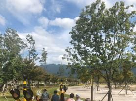 황산캠핑장, 사회적 가치 향상을 위한 지역사회공헌활동 실시